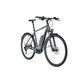 Cube Cross Hybrid Pro Allroad 400 Bicicletta elettrica da cross grigio